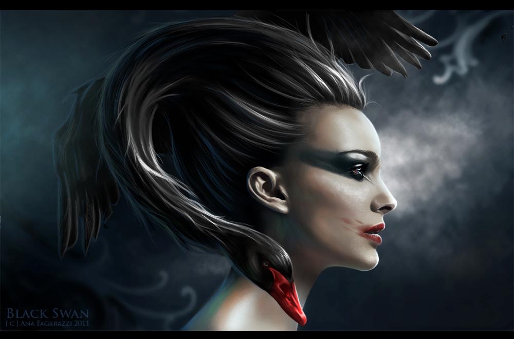 The Black Swan….